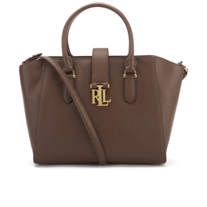 Lauren Ralph Lauren Women's Bethany Shoulder Bag - Burnished Brown