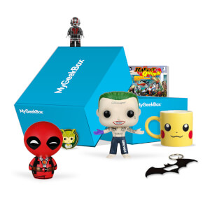 My Geek Box Lite Subscription- November