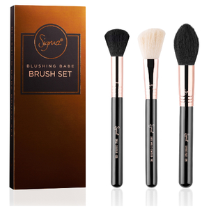 Sigma Blushing Babe Brush Set