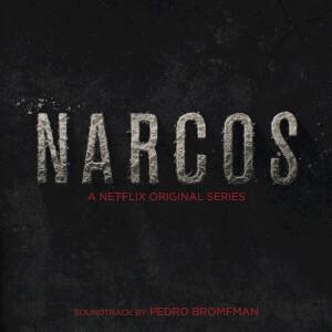 Narcos Season 1 (Original Soundtrack) Black/Red Vinyl (2LP)
