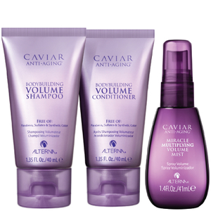 Alterna Caviar Volume 3 Piece Try Me Kit