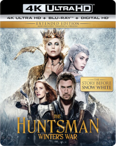 The Huntsman: Winter's War 4K
