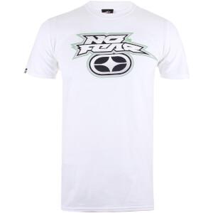 No Fear Men's Reflective Logo T-Shirt - White