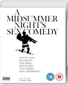 A Midsummer Night's Sex Comedy
