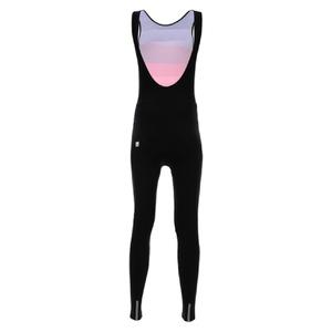Santini Women's Coral Bib Tights - Pink