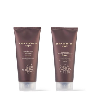 Grow Gorgeous Shampoing et Après-Shampoing Densifiants Intenses Duo