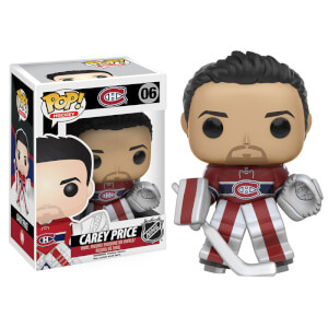 NHL Carey Price Pop! Vinyl Figure