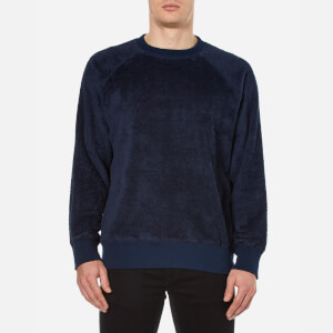 Our Legacy Men's 50's Polarfleece Great Sweatshirt - Navy
