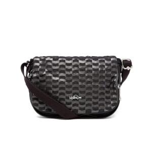 Kipling Women's Earthbeat Small Cross Body Bag - Weaving Black