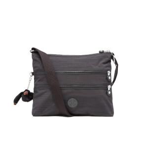 Kipling Women's Alvar Medium Cross Body Bag - Dazz Black