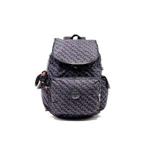 Kipling Women's City Pack Large Backpack - Festive Geo