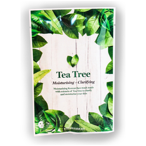 Vitamasques Tea Tree Hydrating Moisturising Sheet Mask