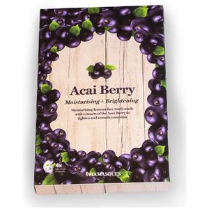 Vitamasques Acai Berry Hydrating Moisturising Mask (Box of 4)