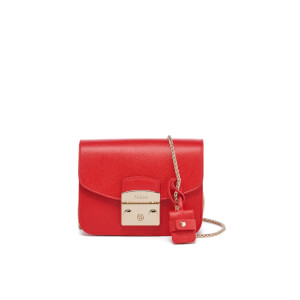 Furla Women's Metropolis Mini Cross Body Bag - Rosso 16W