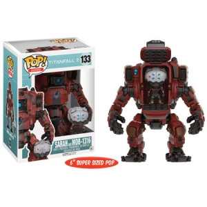 Titanfall 2 Pop! Vinyl Figure Set Sarah & MOB-1316