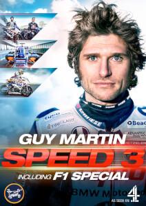 Guy Martin: Speed With Guy Martin & Formula 1