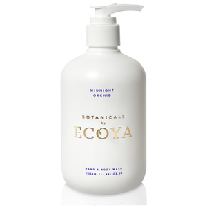 ECOYA Botanicals Evolution Midnight Orchid Hand and Body Wash