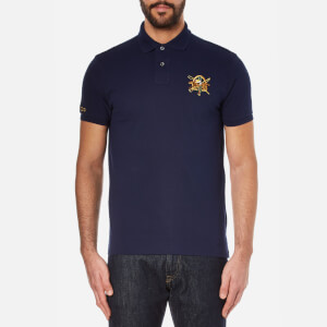Polo Ralph Lauren Men's Short Sleeve Polo Shirt - French Navy