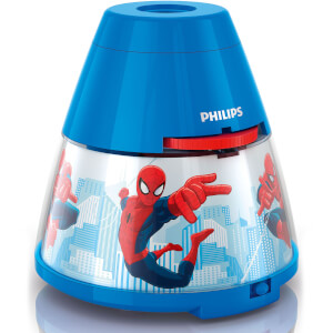 Marvel Spiderman 2-in-1 Projector and Night Light