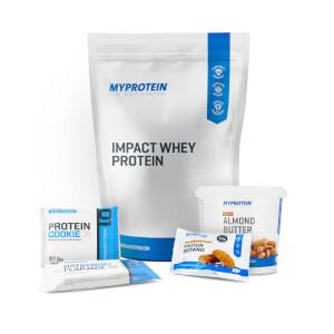 Πακέτο Λευκής Σοκολάτας Myprotein