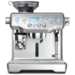 Sage by Heston Blumenthal BES980UK The Oracle Coffee Machine- Steel