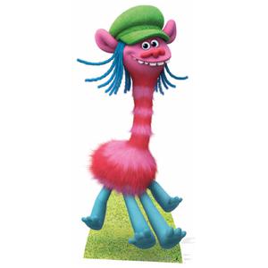 Trolls Cooper Giraffe-Like Troll Cutout