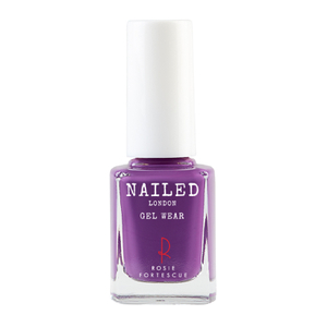 Nailed London with Rosie Fortescue Nail Polish 10ml - Crimson Crazy