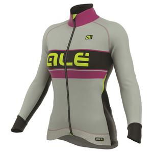 Alé Women's PRR Bering Winter Jacket - Grey/Purple