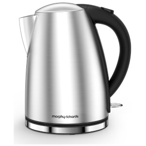 Morphy Richards 103005 1.5L Accents Jug Kettle - Brushed Stainless Steel