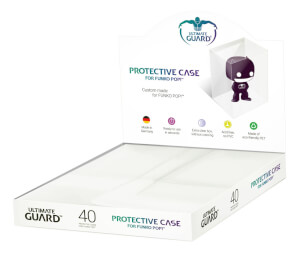 Ultimate Guard Protective Case for Funko POP! Figures in Counter-Top Display (40)