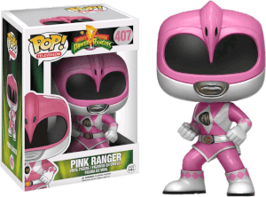 Power Rangers Pop! Vinyl Figure Pink Ranger