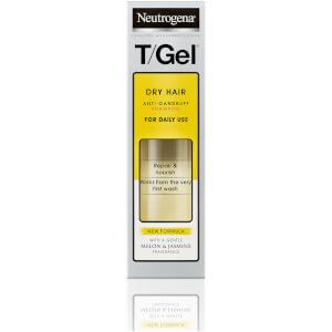 Neutrogena T/Gel Anti-Dandruff Shampoo for Dry Hair 125ml