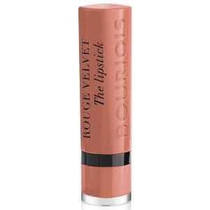 Bourjois Rouge Velvet Lipstick 2.4g (Various Shades)