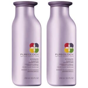 Pureology Hydrate Colour Care Shampoo Duo 250ml