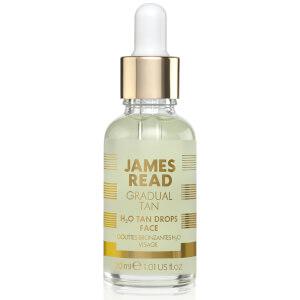 James Read H2O Face Drops 30ml