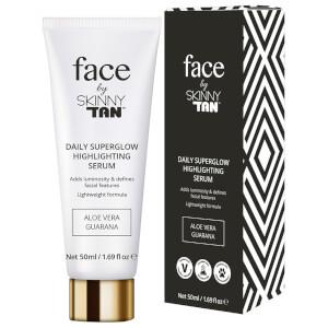 Face by Skinny Tan Superglow Highlighting Serum 50ml