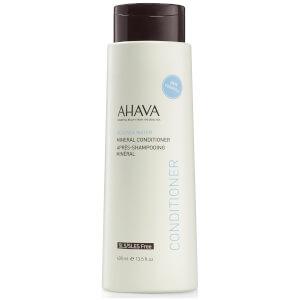 AHAVA Mineral Conditioner 400ml New