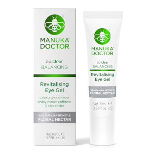 Manuka Doctor ApiClear Revitalising Eye Gel 10ml