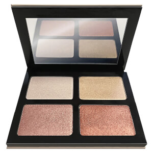 Lord & Berry Glow on the Go Highlighter Palette 80g