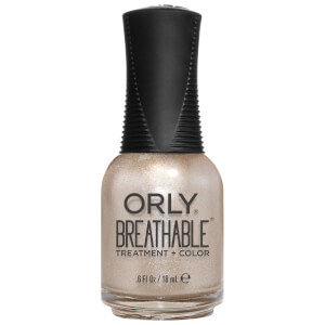 ORLY Spring Breathable Shimmer Collection Nail Varnish - Moonchild 18ml