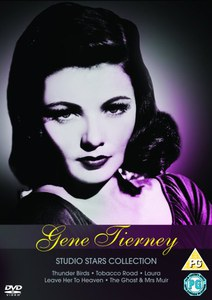 Gene Tierney - Studio Stars Collection