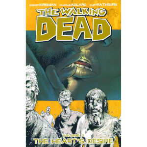 The Walking Dead: Hearts Desire - Volume 4 Graphic Novel