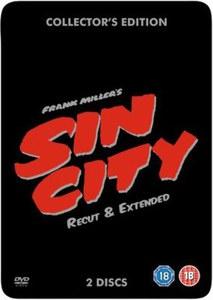 Sin City [Collectors Edition Steelbook]
