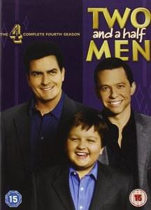Two and a Half Men - Seizoen 4 Box Set