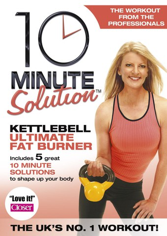 10 Minute Solution Kettlebell Ultimate Fat Burner