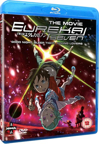 Eureka Seven The Movie