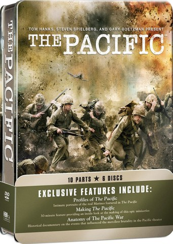 The Pacific - Tin Box Edition