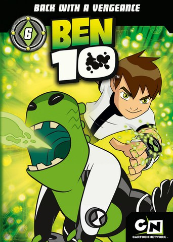 Ben 10 Vol 6: Back With A Vengeance