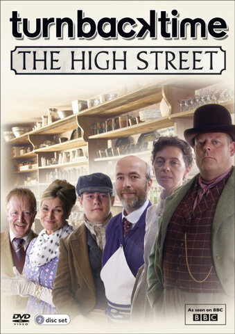 Turn Back Time: The High Street