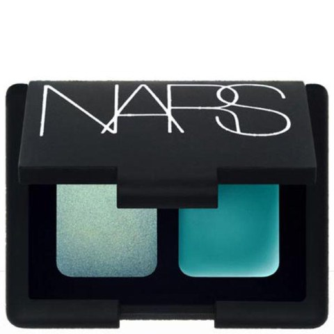 NARS Cosmetics Duo Cream Eye Shadow - Burn It Blue